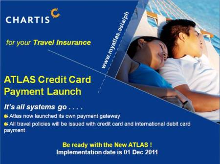Travel Insurance - Chartis Philippines